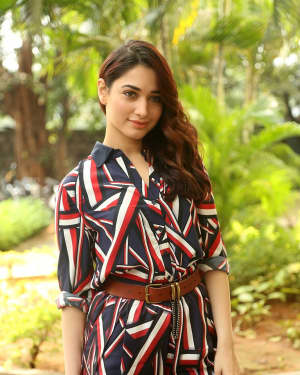 Actress Tamanna Bhatia at Queen Movie Launch Photos | Picture 1532340
