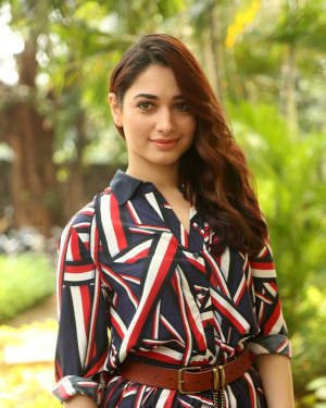 Actress Tamanna Bhatia at Queen Movie Launch Photos | Picture 1532342
