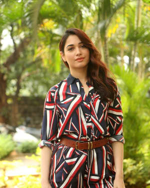 Actress Tamanna Bhatia at Queen Movie Launch Photos | Picture 1532350