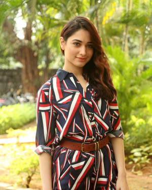 Actress Tamanna Bhatia at Queen Movie Launch Photos | Picture 1532341