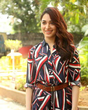 Actress Tamanna Bhatia at Queen Movie Launch Photos | Picture 1532345