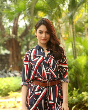 Actress Tamanna Bhatia at Queen Movie Launch Photos | Picture 1532351