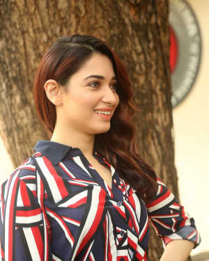 Actress Tamanna Bhatia at Queen Movie Launch Photos | Picture 1532338