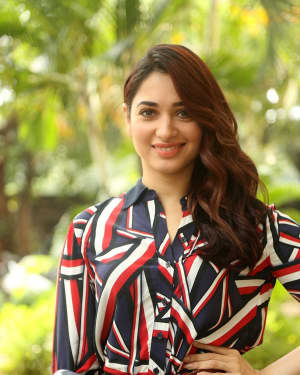 Actress Tamanna Bhatia at Queen Movie Launch Photos | Picture 1532339