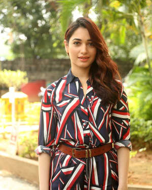 Actress Tamanna Bhatia at Queen Movie Launch Photos | Picture 1532346