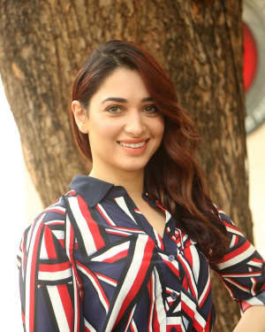 Actress Tamanna Bhatia at Queen Movie Launch Photos | Picture 1532337