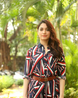 Actress Tamanna Bhatia at Queen Movie Launch Photos | Picture 1532349