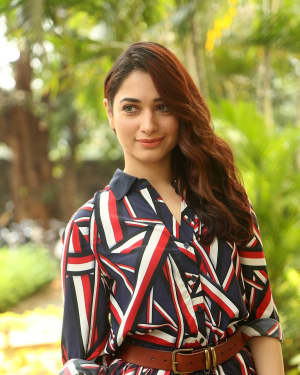 Actress Tamanna Bhatia at Queen Movie Launch Photos | Picture 1532343