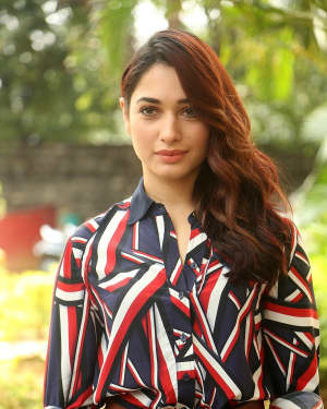 Actress Tamanna Bhatia at Queen Movie Launch Photos | Picture 1532347