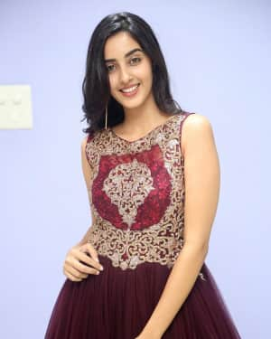 Simrath during Prematho Mee Karthik Movie Song Launch Photos | Picture 1532652