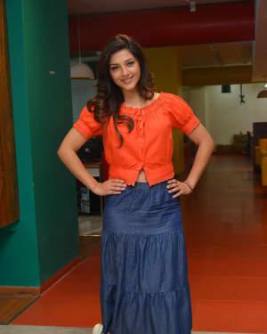 Mehreen Kaur - Raja The Great Movie Team At Radio Mirchi Photos | Picture 1532832