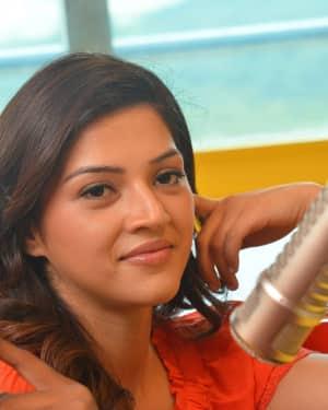 Mehreen Kaur - Raja The Great Movie Team At Radio Mirchi Photos | Picture 1532820