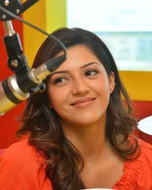 Mehreen Kaur - Raja The Great Movie Team At Radio Mirchi Photos | Picture 1532823
