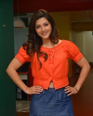 Mehreen Kaur - Raja The Great Movie Team At Radio Mirchi Photos | Picture 1532831