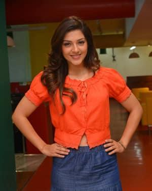 Mehreen Kaur - Raja The Great Movie Team At Radio Mirchi Photos | Picture 1532826