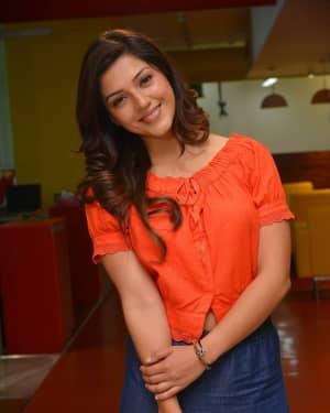 Mehreen Kaur - Raja The Great Movie Team At Radio Mirchi Photos | Picture 1532830