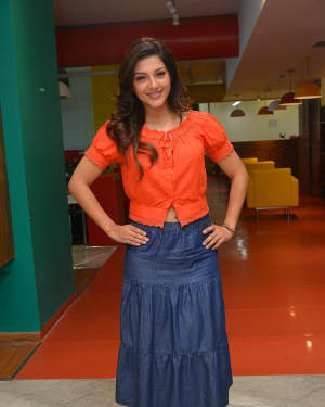 Mehreen Kaur - Raja The Great Movie Team At Radio Mirchi Photos | Picture 1532825