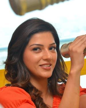 Mehreen Kaur - Raja The Great Movie Team At Radio Mirchi Photos | Picture 1532807
