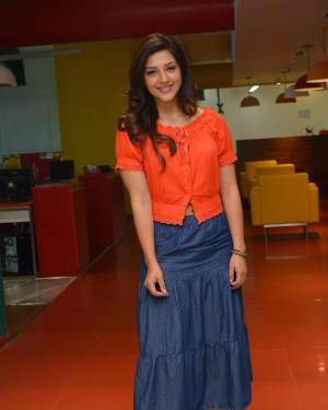 Mehreen Kaur - Raja The Great Movie Team At Radio Mirchi Photos | Picture 1532834
