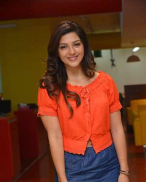 Mehreen Kaur - Raja The Great Movie Team At Radio Mirchi Photos | Picture 1532833