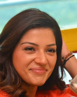 Mehreen Kaur - Raja The Great Movie Team At Radio Mirchi Photos | Picture 1532811