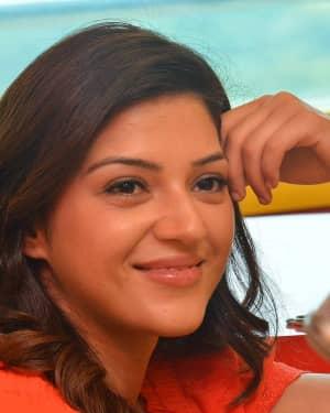 Mehreen Kaur - Raja The Great Movie Team At Radio Mirchi Photos | Picture 1532821