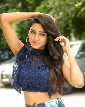 Actress Shalu Chourasiya Hot at Trendz Exhibition Photos | Picture 1533304