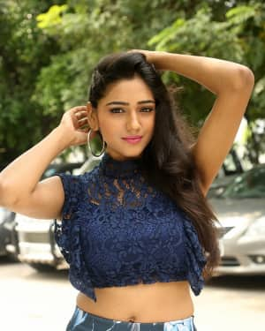 Actress Shalu Chourasiya Hot at Trendz Exhibition Photos | Picture 1533307