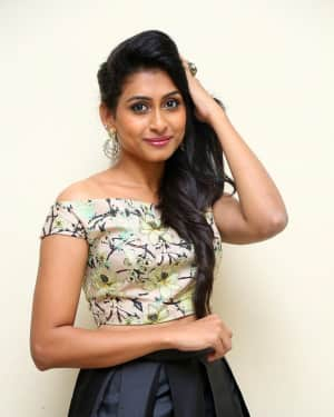Actress Nitya Naresh at Soda Goli Soda Movie Audio Launch Photos | Picture 1533658