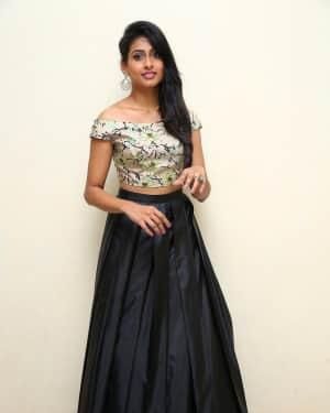 Actress Nitya Naresh at Soda Goli Soda Movie Audio Launch Photos | Picture 1533669