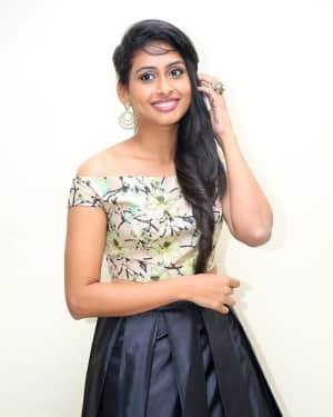 Actress Nitya Naresh at Soda Goli Soda Movie Audio Launch Photos | Picture 1533656