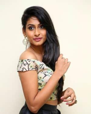 Actress Nitya Naresh at Soda Goli Soda Movie Audio Launch Photos | Picture 1533668