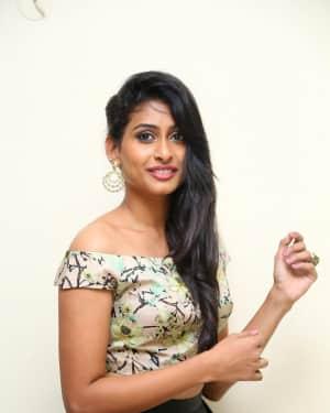 Actress Nitya Naresh at Soda Goli Soda Movie Audio Launch Photos | Picture 1533670
