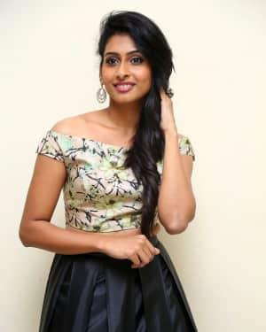 Actress Nitya Naresh at Soda Goli Soda Movie Audio Launch Photos | Picture 1533660