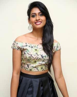 Actress Nitya Naresh at Soda Goli Soda Movie Audio Launch Photos | Picture 1533672