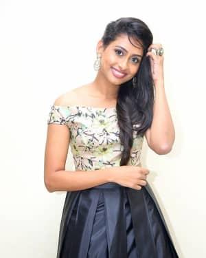 Actress Nitya Naresh at Soda Goli Soda Movie Audio Launch Photos | Picture 1533655