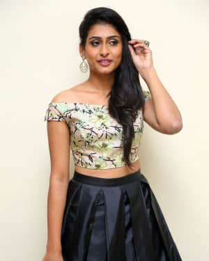 Actress Nitya Naresh at Soda Goli Soda Movie Audio Launch Photos | Picture 1533665