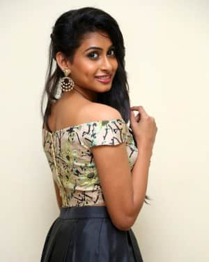 Actress Nitya Naresh at Soda Goli Soda Movie Audio Launch Photos | Picture 1533667