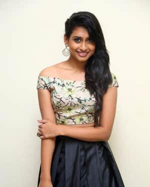 Actress Nitya Naresh at Soda Goli Soda Movie Audio Launch Photos | Picture 1533673