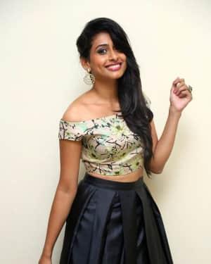 Actress Nitya Naresh at Soda Goli Soda Movie Audio Launch Photos | Picture 1533674