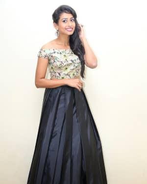 Actress Nitya Naresh at Soda Goli Soda Movie Audio Launch Photos | Picture 1533652