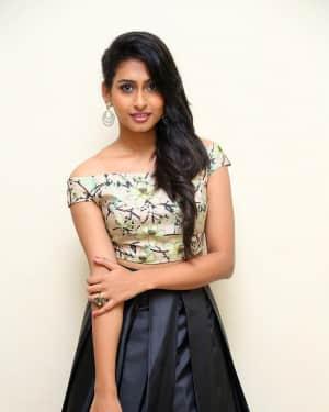 Actress Nitya Naresh at Soda Goli Soda Movie Audio Launch Photos | Picture 1533662