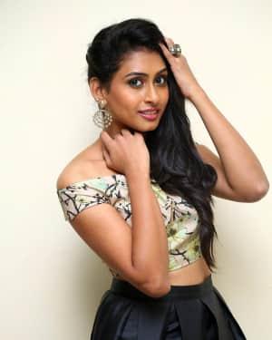 Actress Nitya Naresh at Soda Goli Soda Movie Audio Launch Photos | Picture 1533675