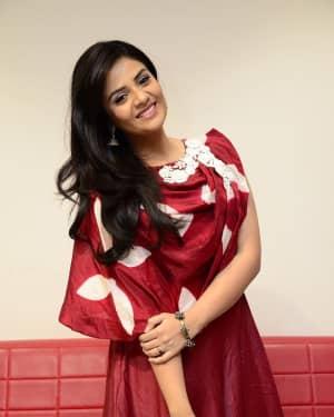 Sreemukhi - Good Bad Ugly Telugu Movie Song Launch at Radio Mirchi Photos | Picture 1533731