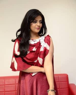 Sreemukhi - Good Bad Ugly Telugu Movie Song Launch at Radio Mirchi Photos | Picture 1533728