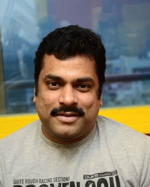 Harsha Vardhan - Good Bad Ugly Telugu Movie Song Launch at Radio Mirchi Photos
