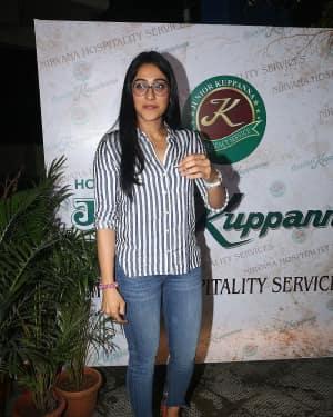 Regina Cassandra - Junior Kuppanna Restaurant Launch Photos | Picture 1533484
