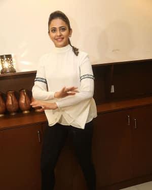 Rakul Preet Singh - Junior Kuppanna Restaurant Launch Photos | Picture 1533473