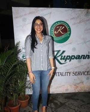 Regina Cassandra - Junior Kuppanna Restaurant Launch Photos | Picture 1533480