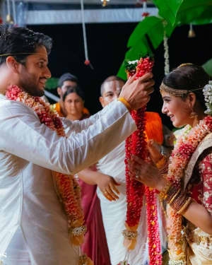 Nagachaitanya - Samantha Wedding Photos